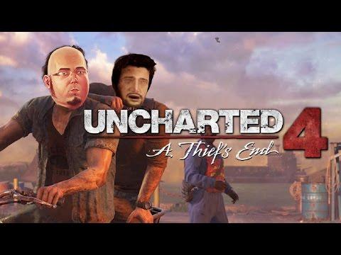 Мэддисон играет в  Uncharted 4: A Thief's End [Незабываемые приключения]