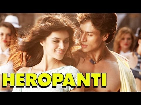 Heropanti Full Movie Review | Tiger Shroff, Kriti Sanon