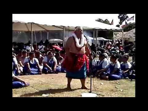 Samoan Federation Flag Day Grand Finale 8/8/2009 (part 2)