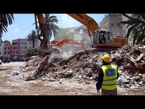 Corruption, greed blamed for Casablanca building tragedy