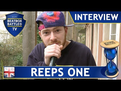 Reeps One Style Message - Interview - Beatbox Battle TV