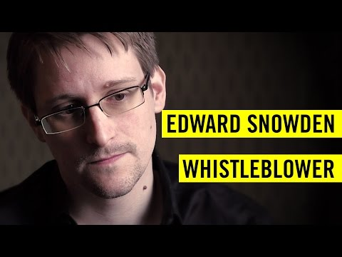 Edward Snowden - Whistleblower