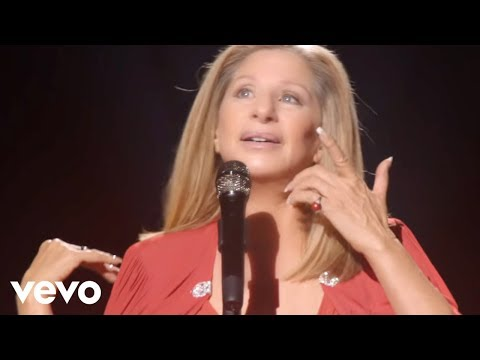 Barbra Streisand - Evergreen Love Theme from A Star Is BornLive