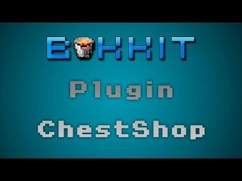 Minecraft - Plugin ChestShop [ Tutorial en Español ] Tiendas de compra y venta
