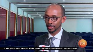 What's New: Solomon Mulugeta Kassa Receive Science and Technology Ambassador Award