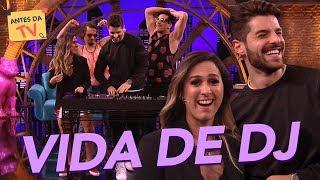 VIDA DE DJ: Tatá e cia. testam a paciência de Alok | Lady Night | Humor Multishow