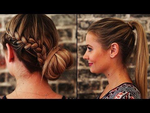 Stylish hair clips