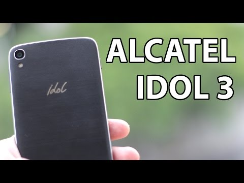 Alcatel Idol 3. review en español - Movil equilibrado