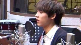 130417 BTOB explain answer for 60sec game Shindong SSTP