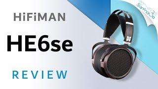 Hifiman HE- 6SE Open Back Headphones review