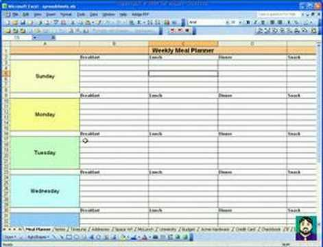 Microsoft Excel #05: Tips, Tricks, & Form Creation