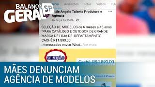 Mães denunciam agência de modelos mirins por golpe em São Paulo