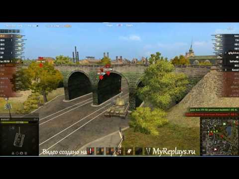WOT: Вайдпарк - ИС-8 - 10 фрагов -