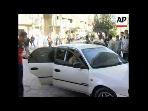 WRAP Israeli airstrike hits derelict Hamas building, casulaties; reax