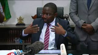 Nelson Chamisa's Lawyer speaks on Zimbabwe presidential poll results court challenge