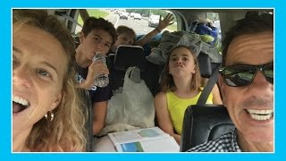 SUMMER VACATION ROAD TRIP | Flippin' Katie