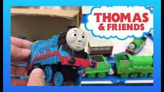 🔴 Tomy Thomas Rare Train Unboxing