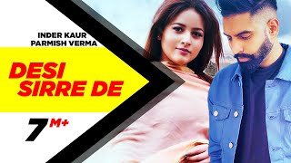 download lagu Desi Sirre De  Full   Inder Kaur gratis