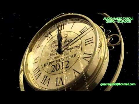 CONTEO AÑO NUEVO 2012 CON AUDIO REAL RADIO TARQUI GOCHI QUITO ECUADOR
