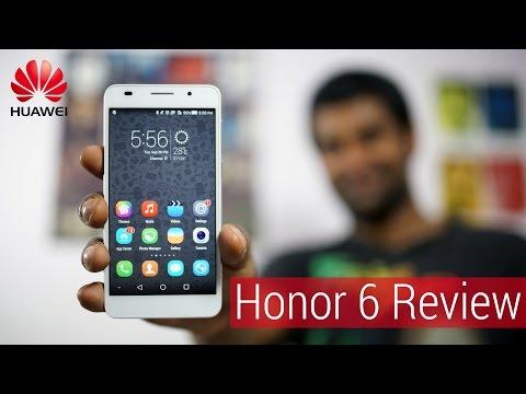 "Huawei Honor 6 Review (Octa Core   5"" Full HD   3GB RAM)"