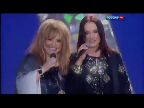 Алла Пугачёва и София Ротару  Нас не догонят