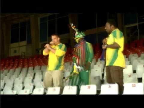 FIFA Confederations Cup ad starring Tendai Mtawarira, John Smit and Saddam Maake