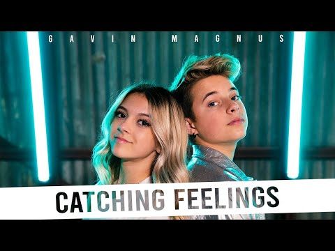 Gavin Magnus - Catching Feelings (Official Music Video) ft. Coco Quinn **FIRST KISS**