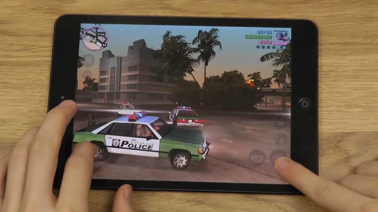 GTA Vice City for iPad Free Download