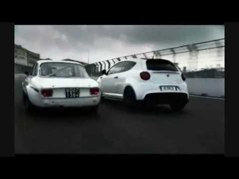 Alfa Romeo MiTo GTA промо