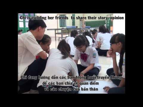 Tình nguyện trẻ (Teen council in Vietnam)