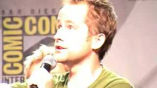 Comic Con 2004 LOTR Panel: Prank on Billy and Dom
