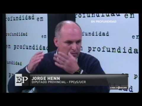 Henn le pegó duro a Corral por sus dichos sobre la reforma constitucional en Santa Fe