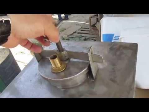 Как сделать перегоночный куб
