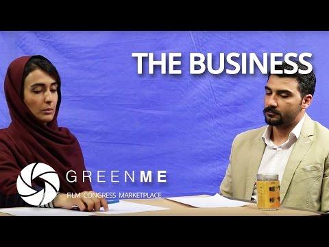The Business I Filmworkshop I 9. Green Me Filmfestival in Tehran 2016