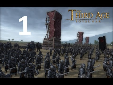 THIRD AGE TOTAL WAR (Mordor) - 1. Сила