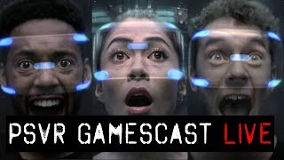 PSVR GAMESCAST LIVE | Everybody's Golf VR | Virtual Virtual Reality | What is Eleven Eleven?