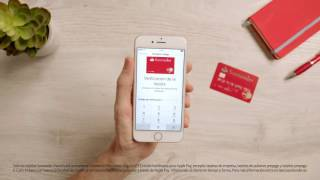 Banco Santander - Apple Pay