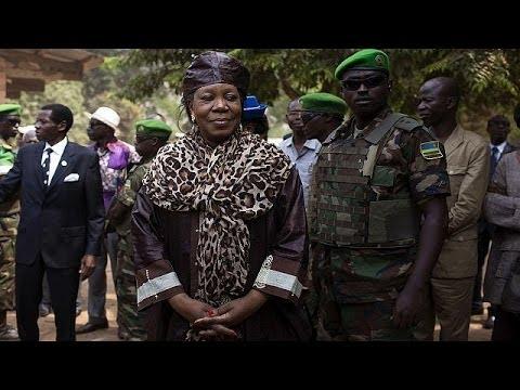 Bonne nouvelle de Sibut pour la présidente Catherine Samba-Panza