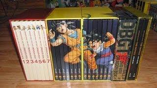 Dragon Ball Z: Battle of Gods - Japanese Dragon Box Unboxing (ALL 5! - Dragon Ball/Z/GT/Movies)