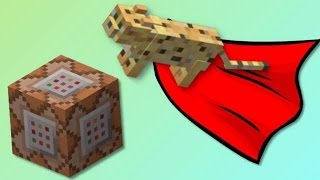 Minecraft One Command Block Creation | Super Pets