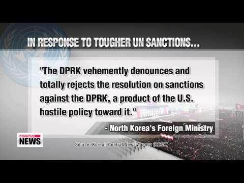 N.Korea Threatens Nuclear Buildup after UN Vote