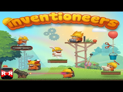 Inventioneers (By Filimundus AB) - iOS / Android / Kindle Fire - Gameplay Video