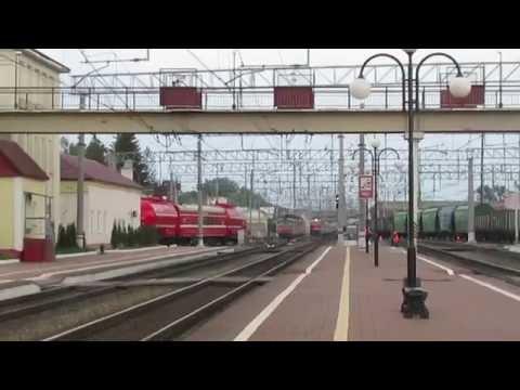с какого вокзала отправляется поезд 119 санкт-петербург москва