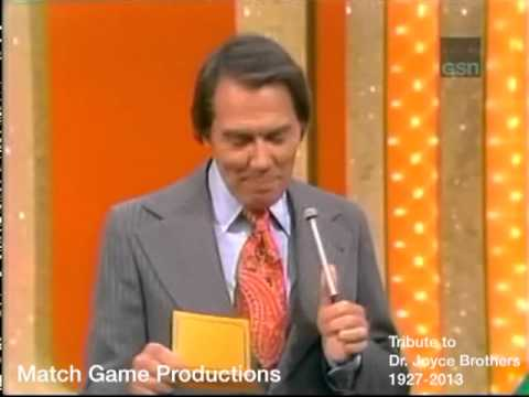 Match Game 74 (Episode 271) (RIP Dr. Joyce Brothers)