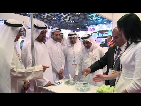 Offshore Arabia 2014 Conference and Exhibition dedicated to Oil Spill Management
