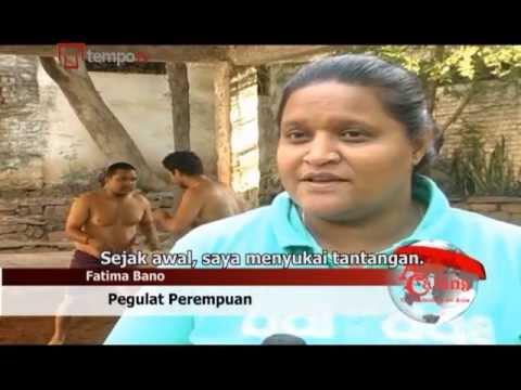 Membuka Jalan bagi Pegulat Perempuan India