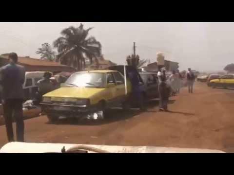 Guiné 2014 7° camping car Dyane