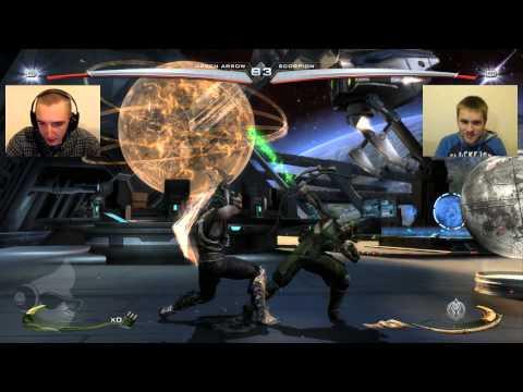Injustice: Gods Among Us #4 - Green Arrow vs. Scorpion