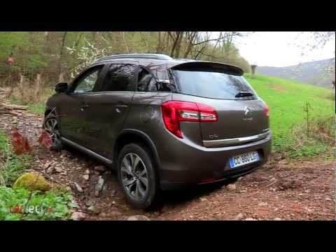 Citroën C4 Aircross : le SUV compact par Citroën