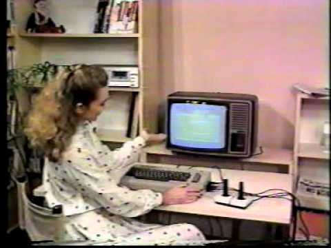 Commodore Promotionvideos: Werbung fr C64 und VC20